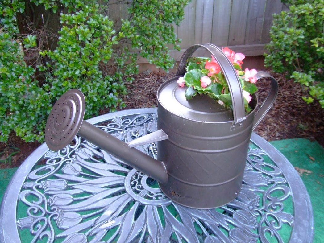 168 10 Fascinating and Unique Ideas for Portable Gardens