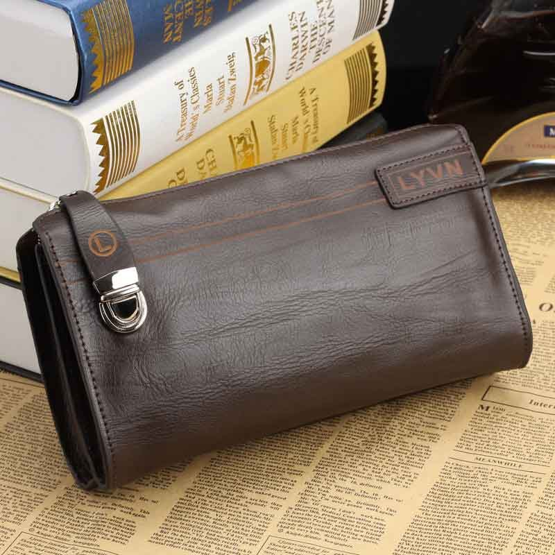 2012-genuine-leather-men-s-clutch-bag-fashion-commercial-male-clutch-man-bag-day-clutch-wallet Men's Bag Became a Necessary Accessory and Style..
