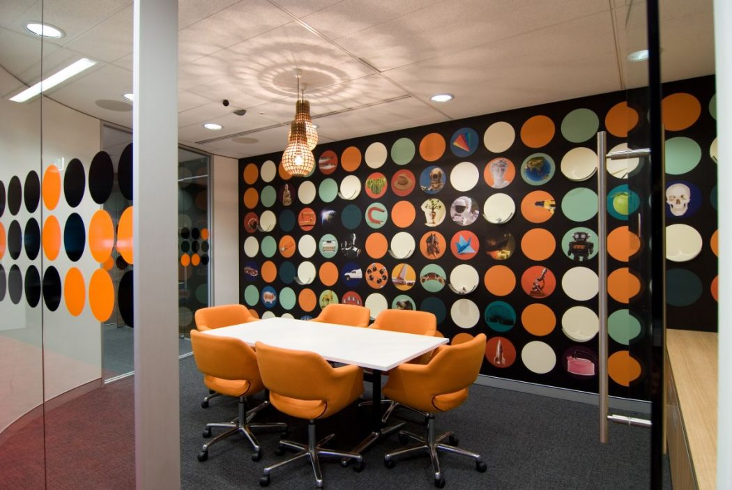 The Most Inspiring Office Decoration Designs In 2013
