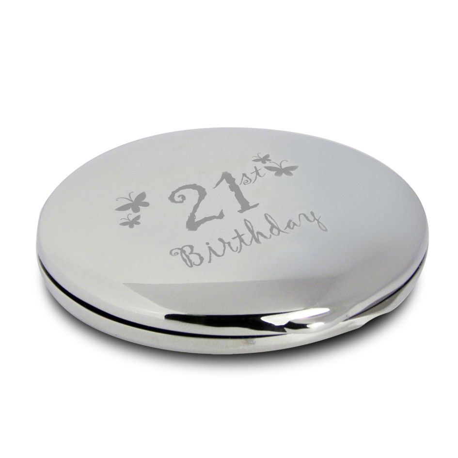 21st-birthday-butterflies-round-compact-mirror-56-p Best 20 giveaways ideas for birthdays
