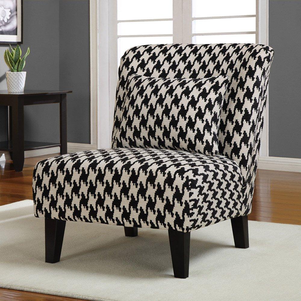 231831940 25 Elegant Black And White Dining Room Designs