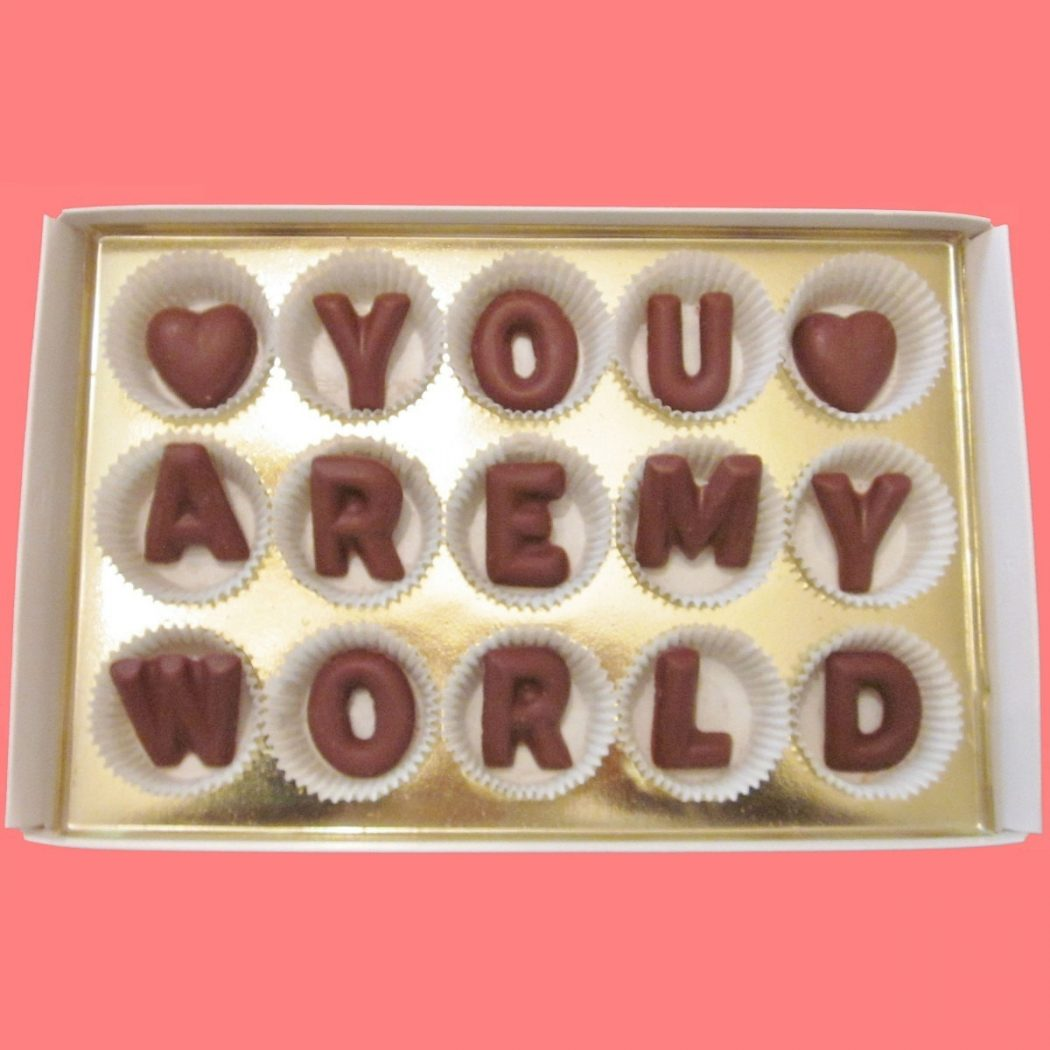 329 35 Most Mouthwatering Romantic Chocolate Gifts