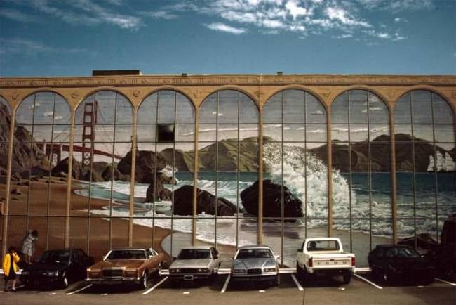 3D-wall-paintings 25 Strangest Wall Paintings