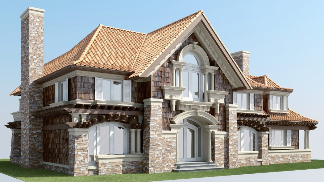 3D Architecture Software Home Design Photo