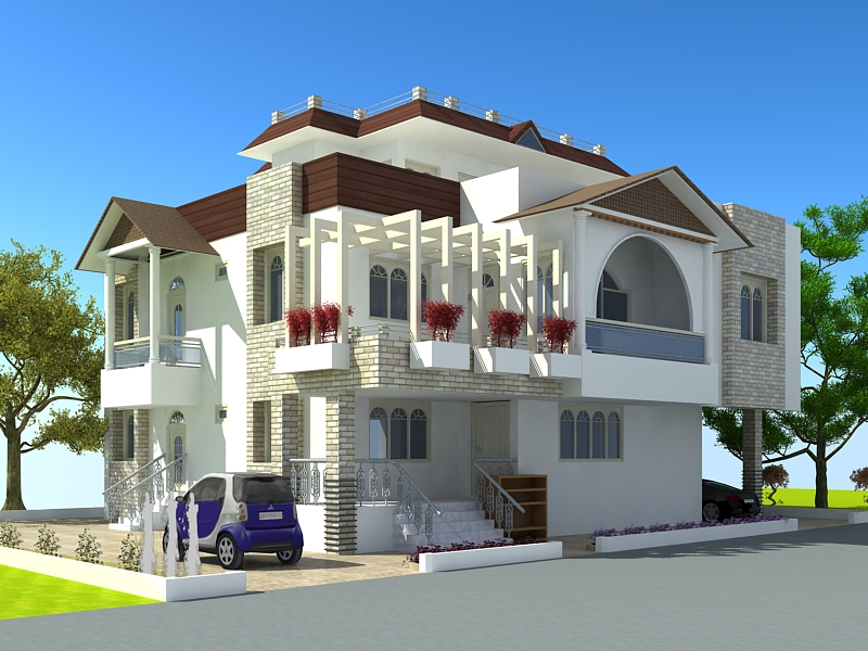 3d Top 3D Architecture Modeling