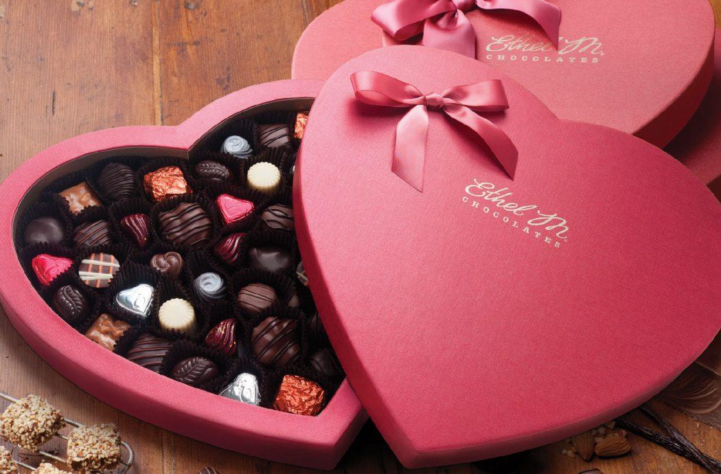 Романтичные идеи для подарков