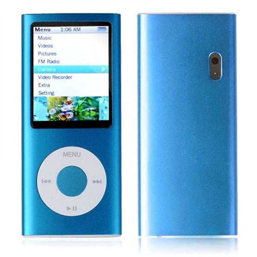 4gb-mini-20-lcd-mp3mp4-player-with-camerag-sensorvoice-recorderfm-blue-mp2 Best 20 giveaways ideas for birthdays