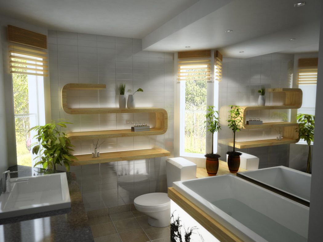 513 TOP 10 Stylish Bathroom Design Ideas