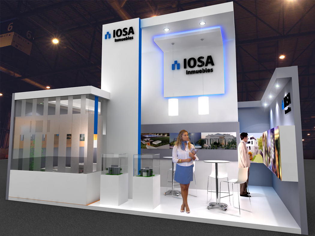 6 Visual Marketing and Business Promotion Through Exhibition Designs