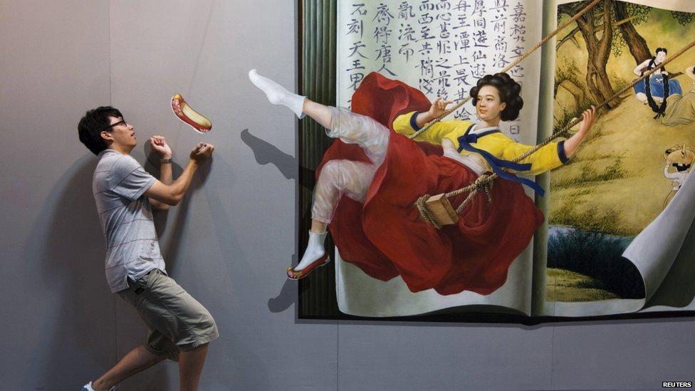 61613409_hi015327053 25 Strangest Wall Paintings