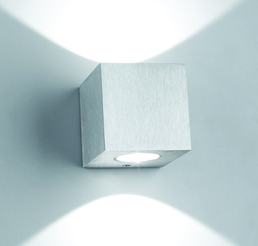 6W-Aluminum-Indoor-LED-Wall-Light-W3A0008- LEDs 10 uses in Architecture