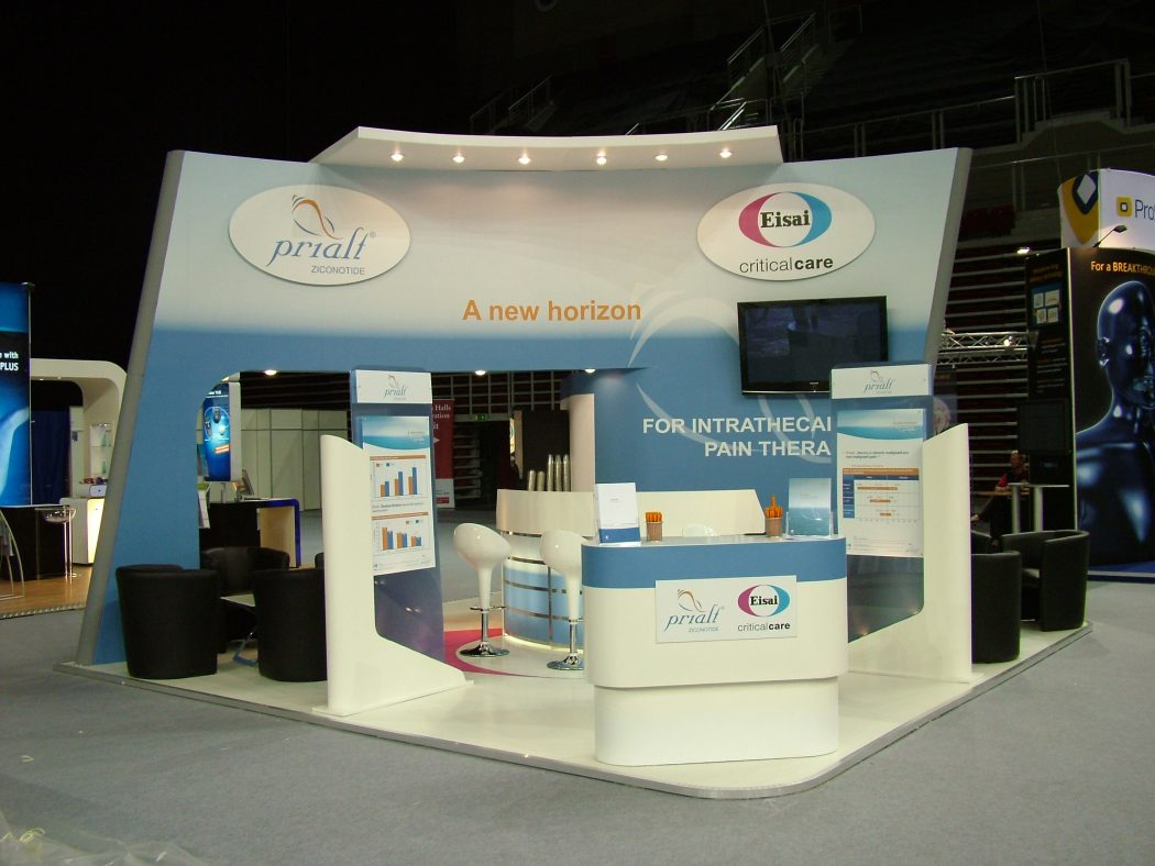 7 Visual Marketing and Business Promotion Through Exhibition Designs