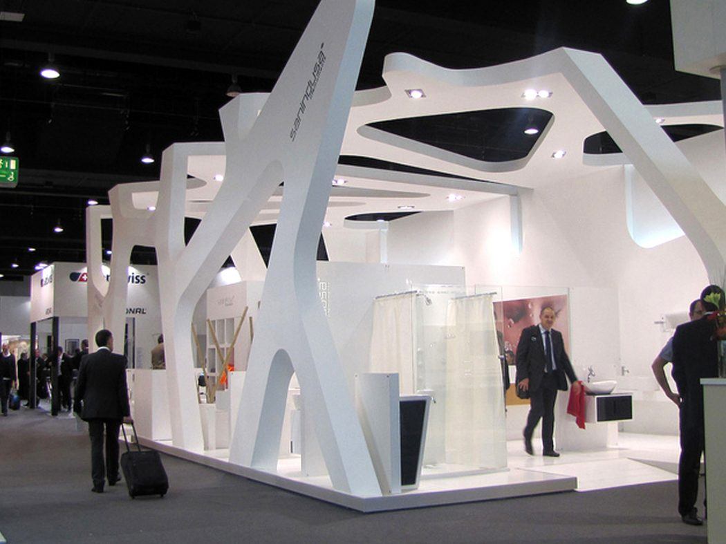 9 Visual Marketing and Business Promotion Through Exhibition Designs