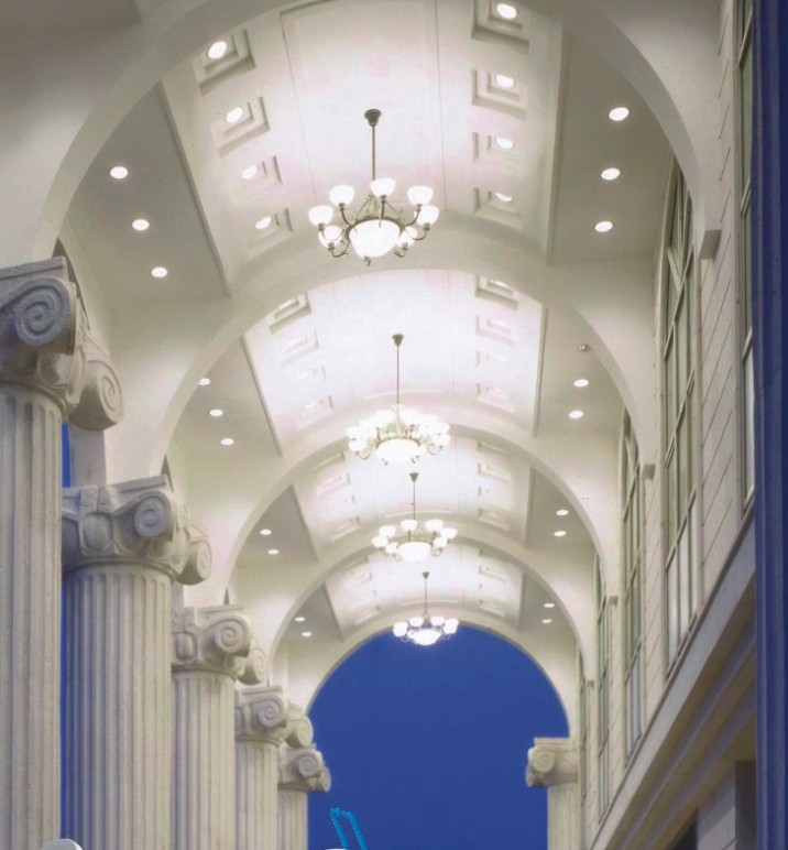 93 LEDs 10 uses in Architecture
