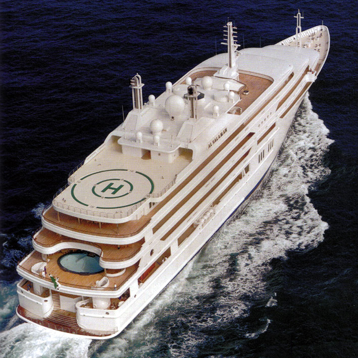 AL-SALAMAHyacht1 15 Most luxurious Yachts in The World