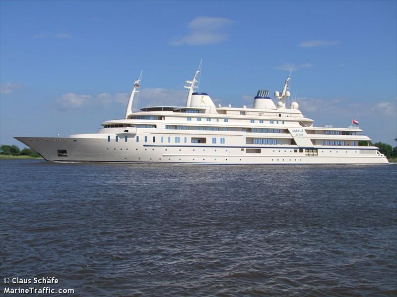 AL_SAID 15 Most luxurious Yachts in The World