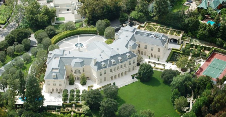 Photo of Top 15 Most Expensive Celebrity Homes