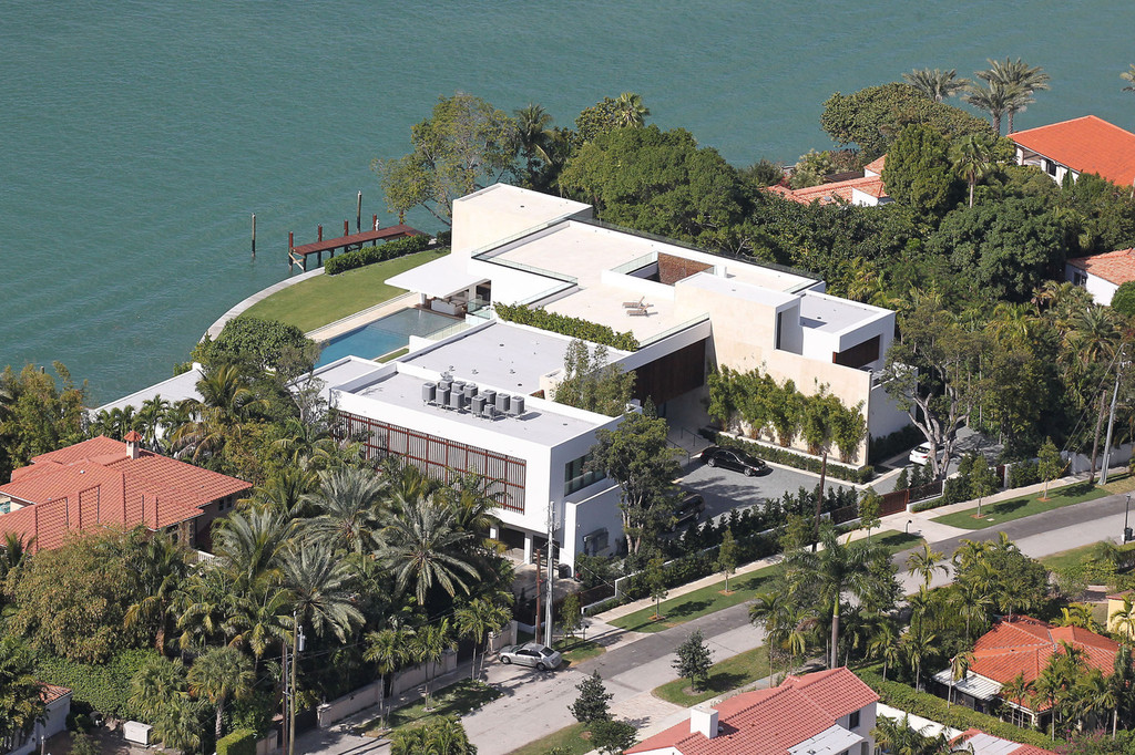 Alex+Rodriguez+FILE+New+York Top 15 Most Expensive Celebrity Homes