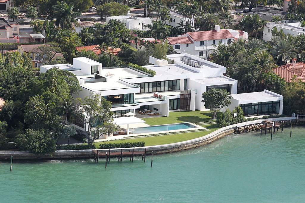 Alex+Rodriguez Top 15 Most Expensive Celebrity Homes