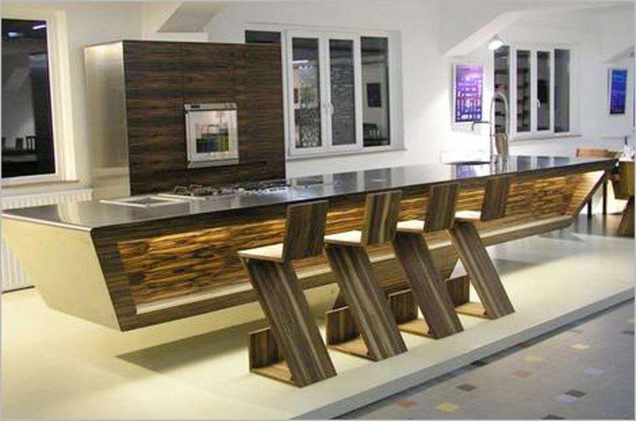 Amazing-Kitchen-Design-Ideas-futuristic-kitchen-design Top 25 Futuristic Kitchen Designs