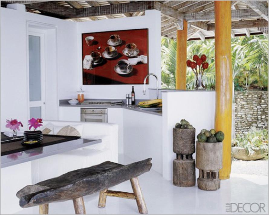 Amazing-Kitchen-Design-Ideas-kitchen-withpolished-resin-floors Top 25 Futuristic Kitchen Designs