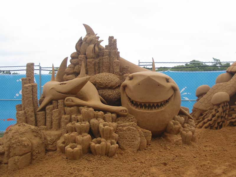 Amazing-Sand-Sculpture-4 Learn How to Make Sand Art By Following These Easy Steps