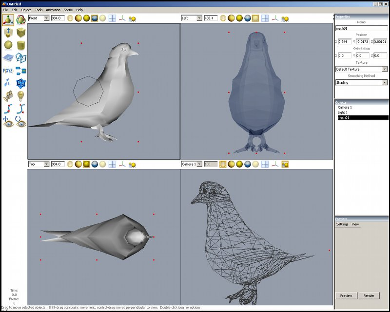 Anim8or Top 15 3D Design Software