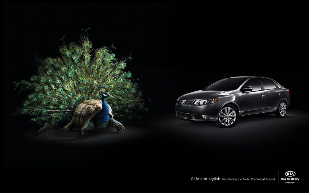 Animal-Spreads-10-8-low2 40 Most Creative and Dazzling Auto Ads