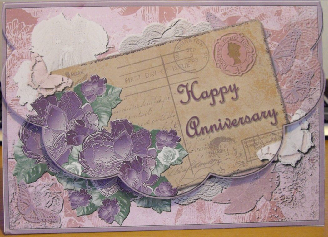 Anniversary-Card-15 Anniversary Greeting Cards For Your Lover, Parents Or Partner