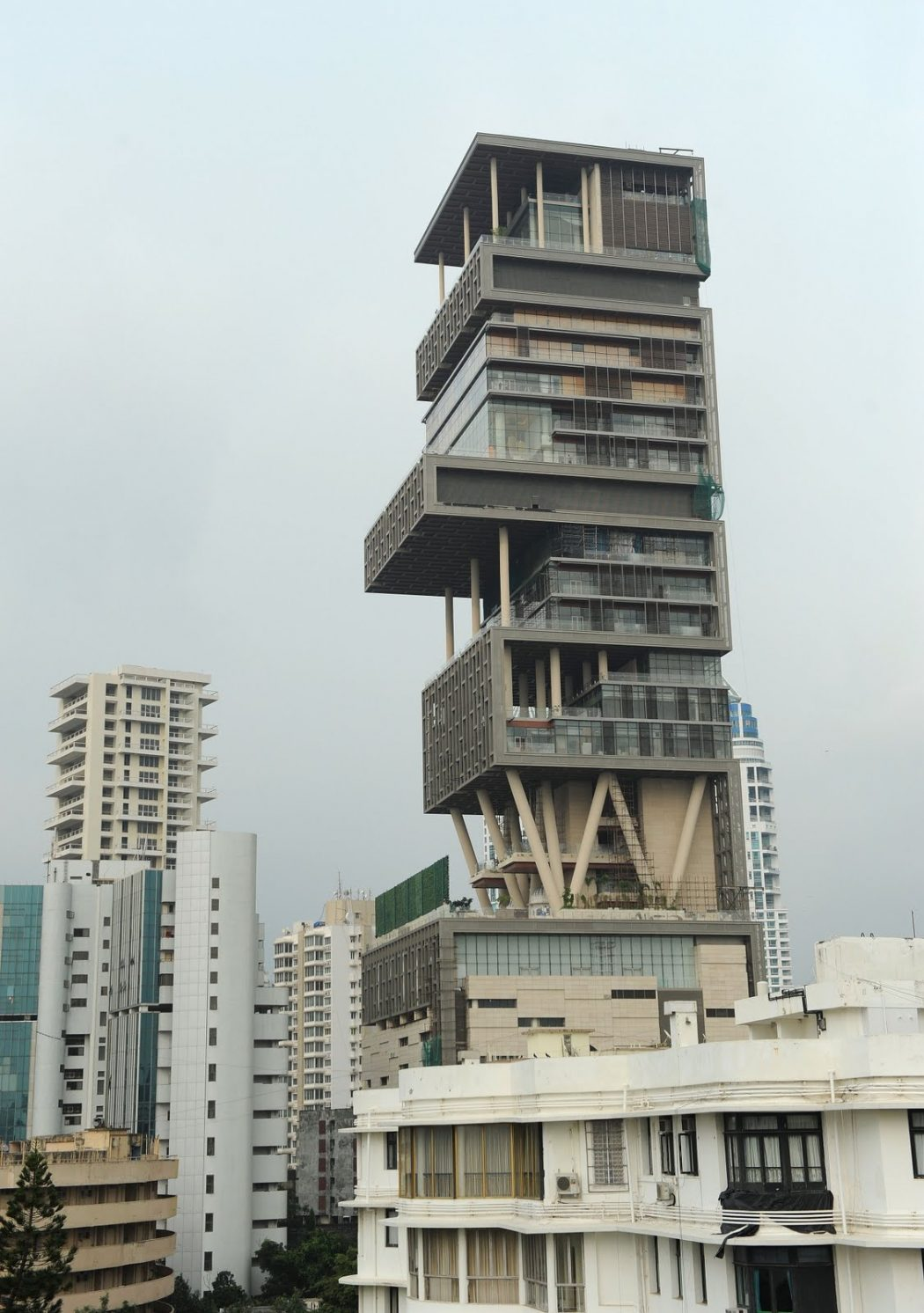 Antilla Top 10 Most Expensive Houses in The World