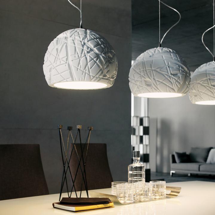 Artic-pendant-light-by-Cattelan-Italia Creative 10 Ideas for Residential Lighting