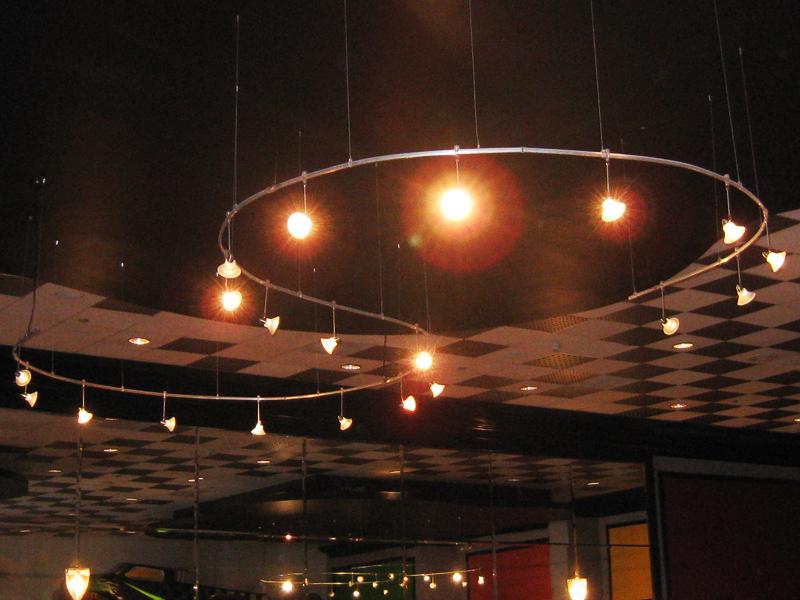 Atlantis-Resort-Bahamas-LED-track Creative 10 Ideas for Residential Lighting