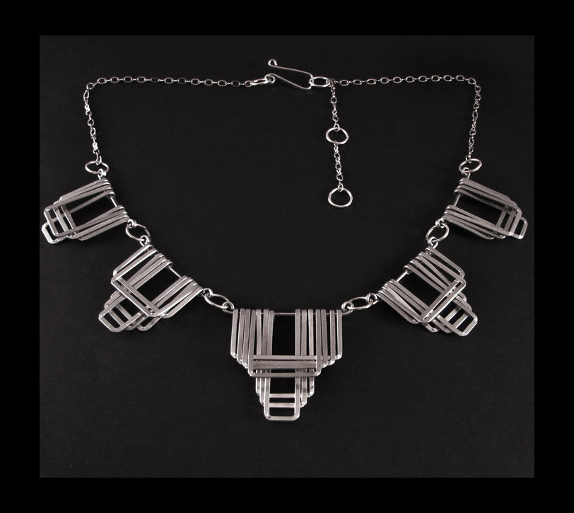Aztec-temple-aluminum 15 Most Stylish Architectural Jewelry
