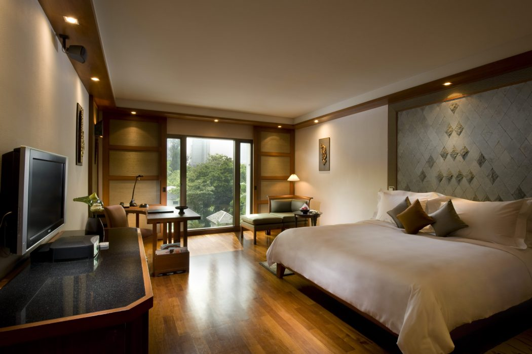 BKK_The-Sukhothai_Deluxe-Studio_b Asia Hotel Bangkok