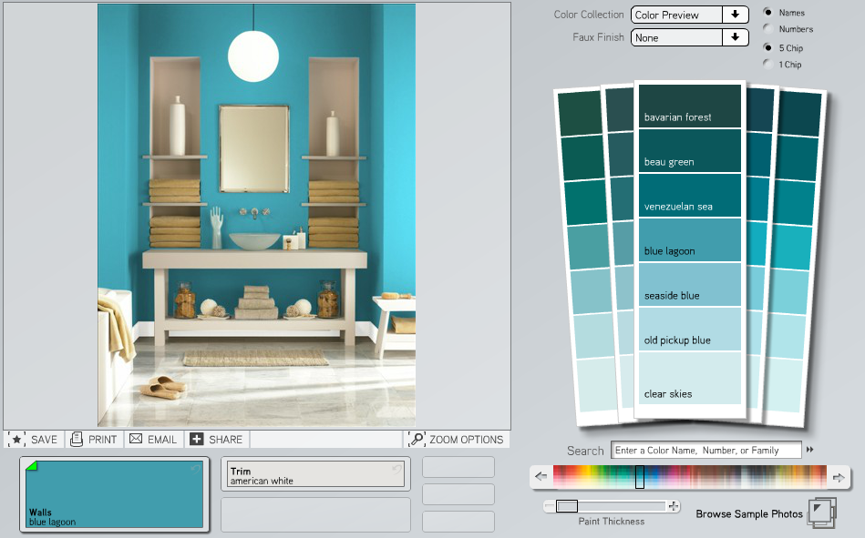 BM-Personal-Color-Viewer Top 15 Virtual Room software tools and Programs