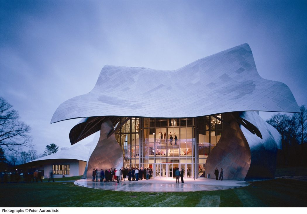 BardFisherCenter2 TOP 10 Most Expensive Colleges in The World