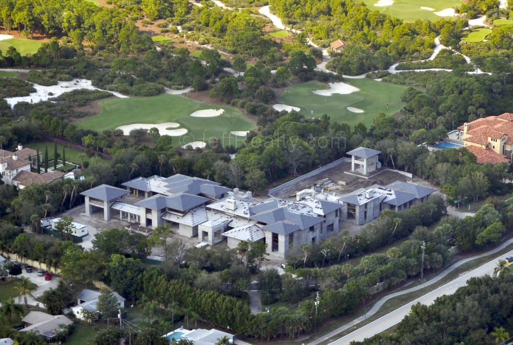 Bears-Club-Dr.-Jupiter Top 15 Most Expensive Celebrity Homes