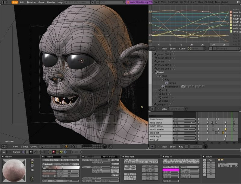 Blender Top 15 3D Design Software
