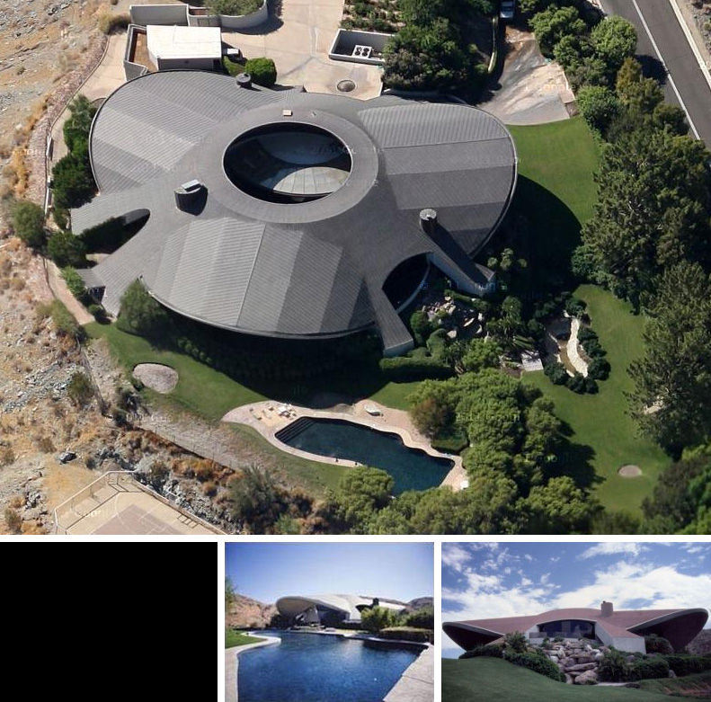 BobHope_PICS Top 15 Most Expensive Celebrity Homes
