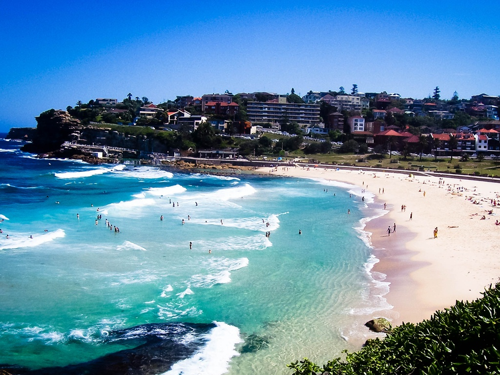 BronteBeachSydney Top 10 Most Expensive Cities in The World