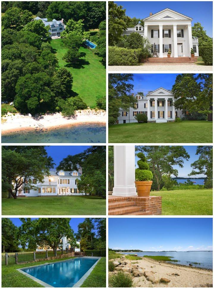 CBrinkley Top 15 Most Expensive Celebrity Homes