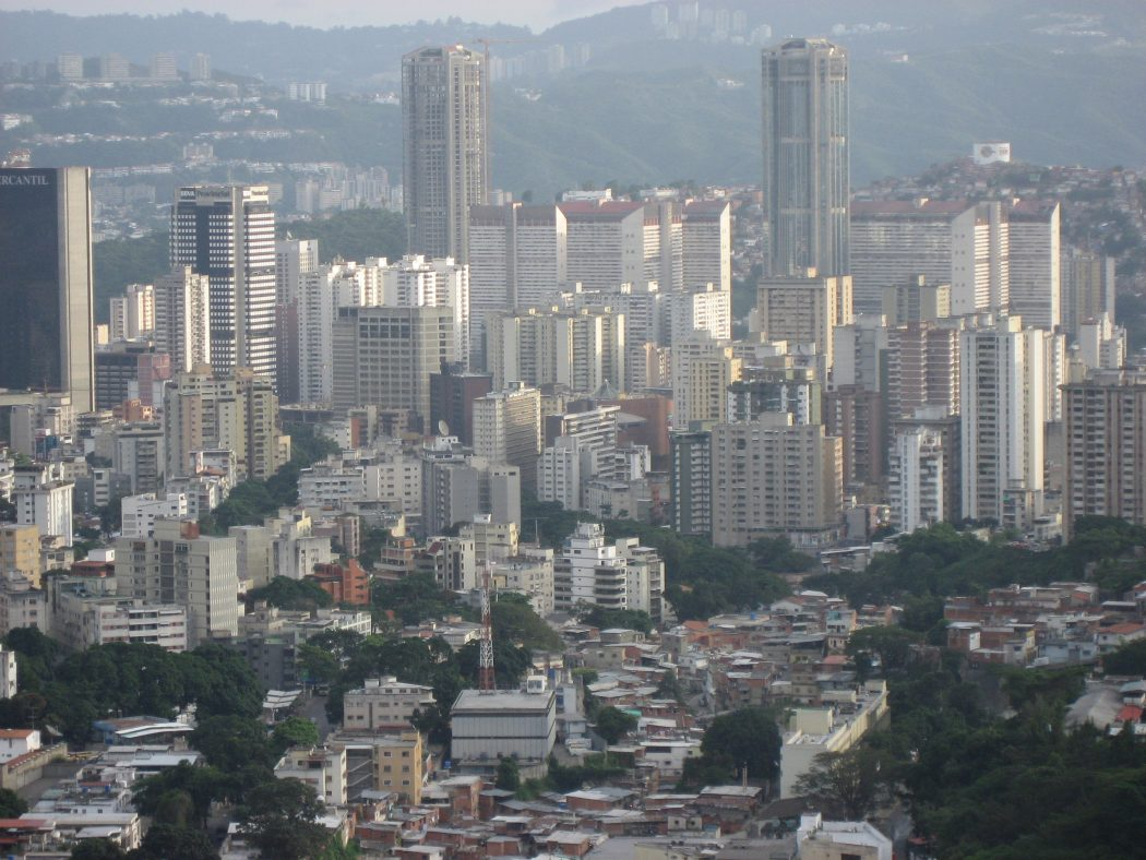 Caracas_dec Top 10 Most Expensive Cities in The World