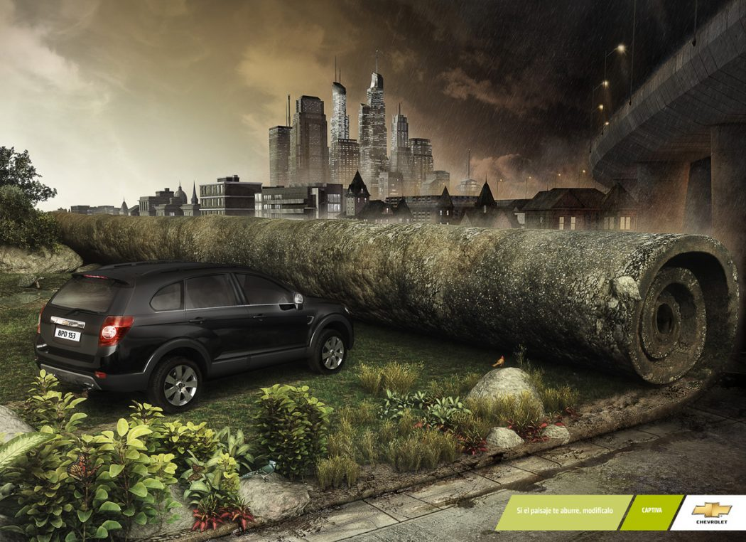 Change-It-o 40 Most Creative and Dazzling Auto Ads