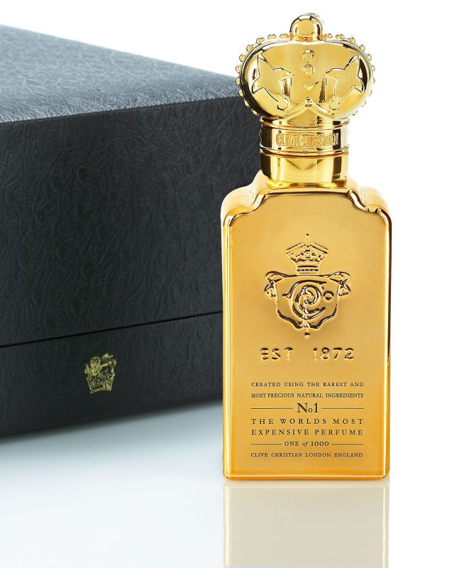 Clive-Christian-No1-Mens-Perfume 10 Most Expensive Perfumes for Men in The World