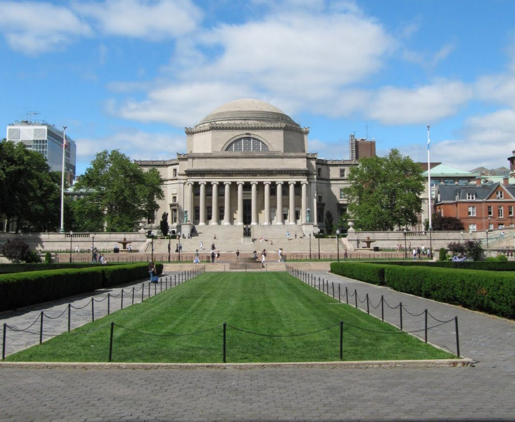Columbia-University TOP 10 Most Expensive Colleges in The World