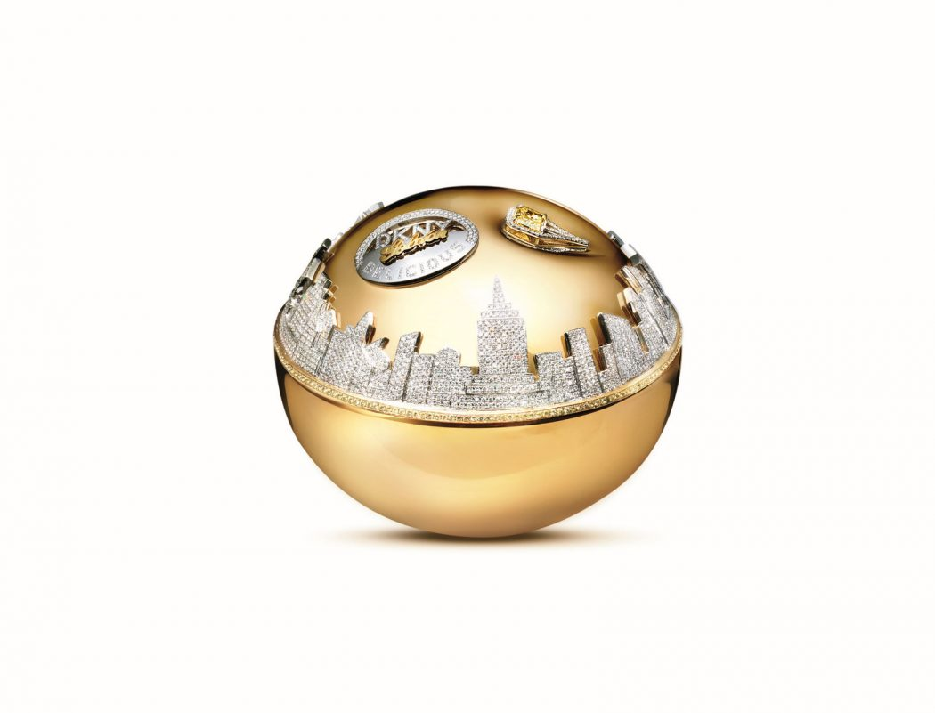 DKNY-Golden-Delicious-Million-Dollar-Fragrance-Bottle-11 Top 10 Most Expensive Things on Earth