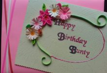 Photo of Handmade Greeting Cards For An Extra Special Person