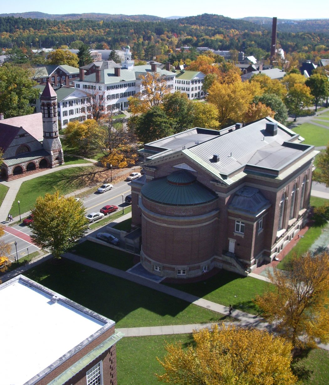 Dartmouth_College_campus_ TOP 10 Most Expensive Colleges in The World