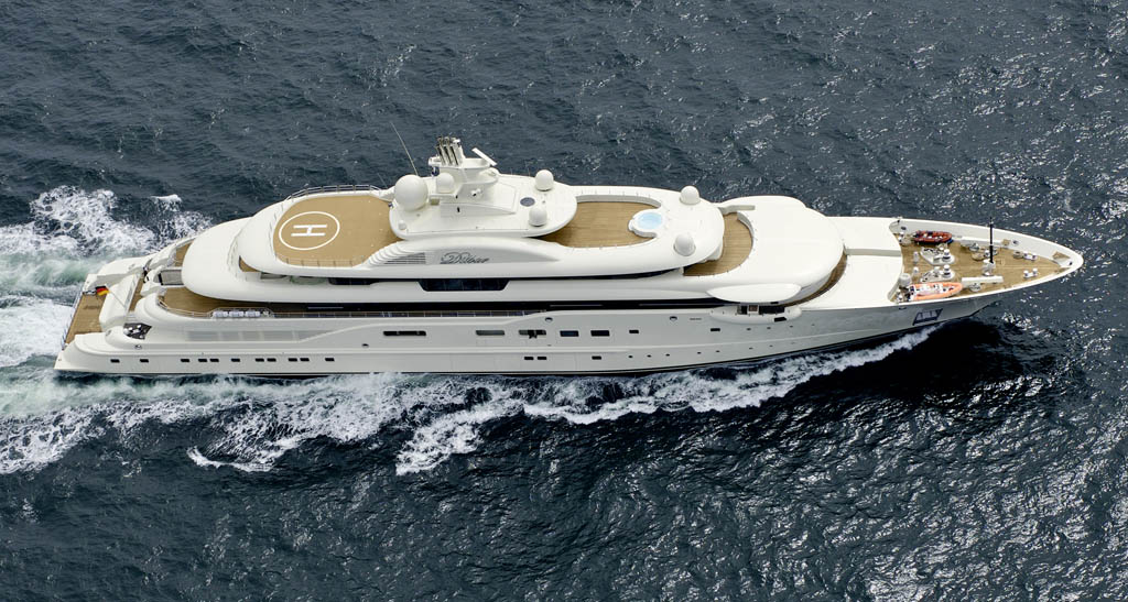 Dilbar_1024w 15 Most luxurious Yachts in The World