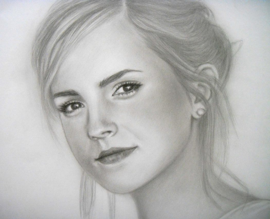 EW Stunningly And Incredibly Realistic Pencil Portraits